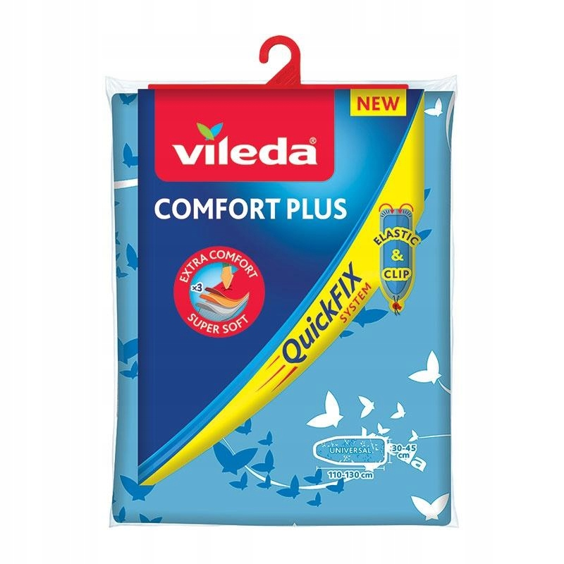 Pokrowiec na deskę VILEDA Comfort Plus 163255