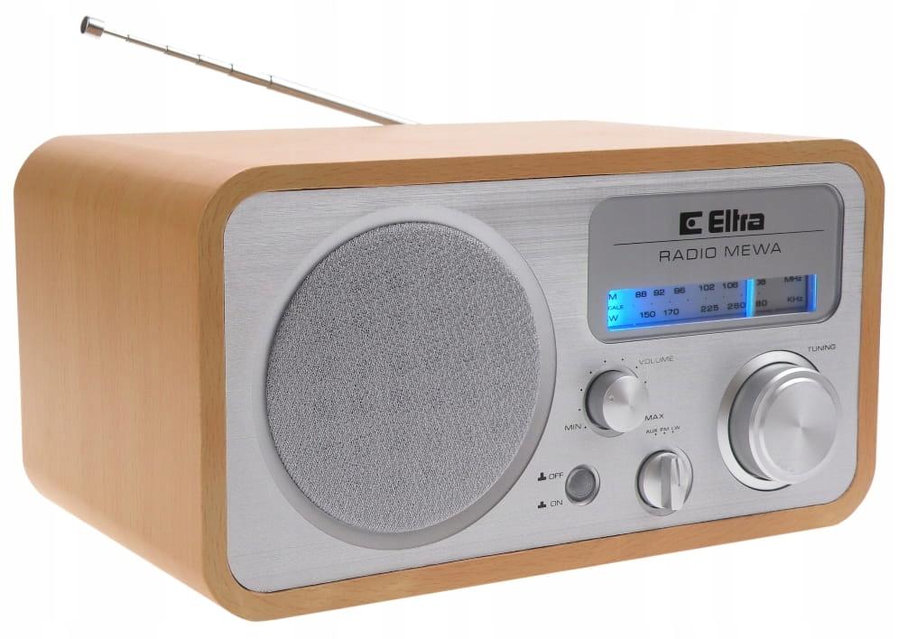 Eltra Radio MEWA Jasne Drewno