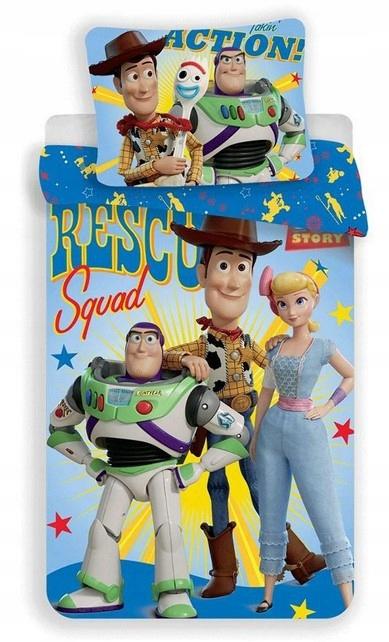 Pościel Bawełniana 140x200 Toy Story 8903 8308552424 Oficjalne Archiwum Allegro