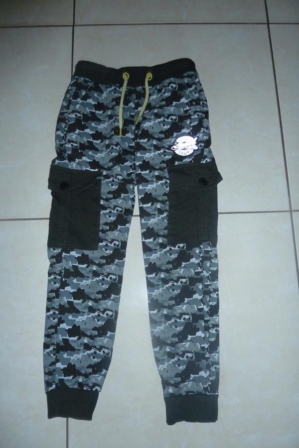spodnie moro Coccodrillo 128