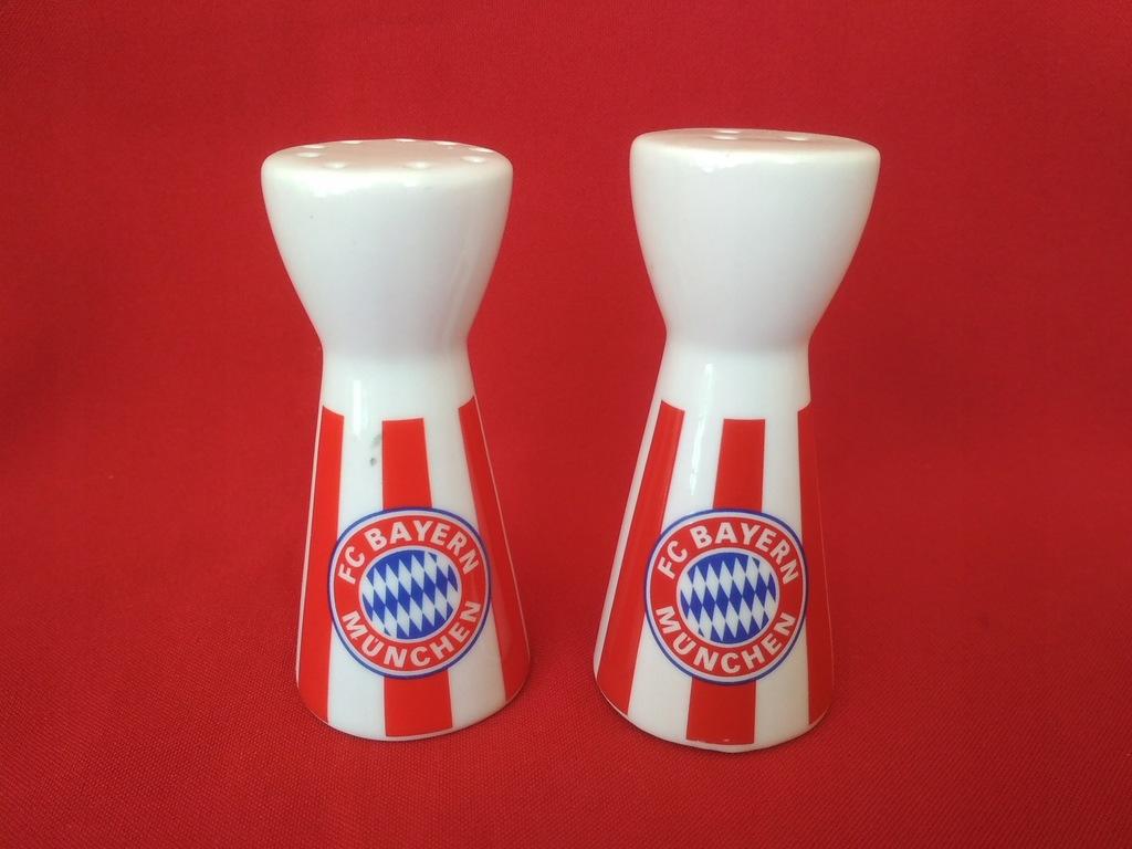 Solniczka pieprzniczka FC Bayern Munchen 26-4