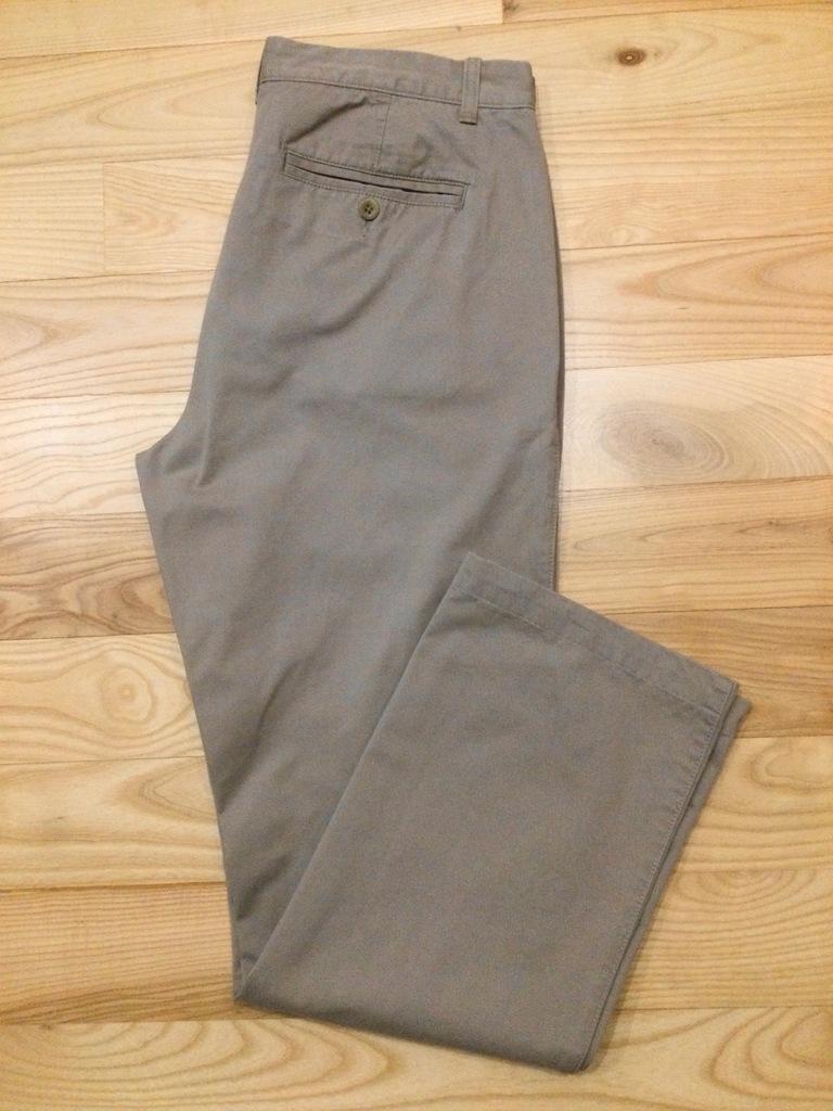 Modne spodnie Calvin Klein - 33/34 / pas: 88 !
