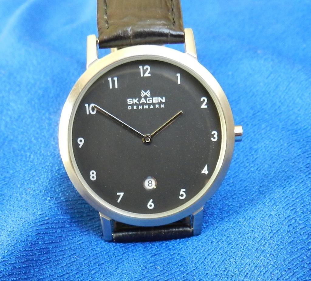 pasek do zegarek skagen denmark allegro