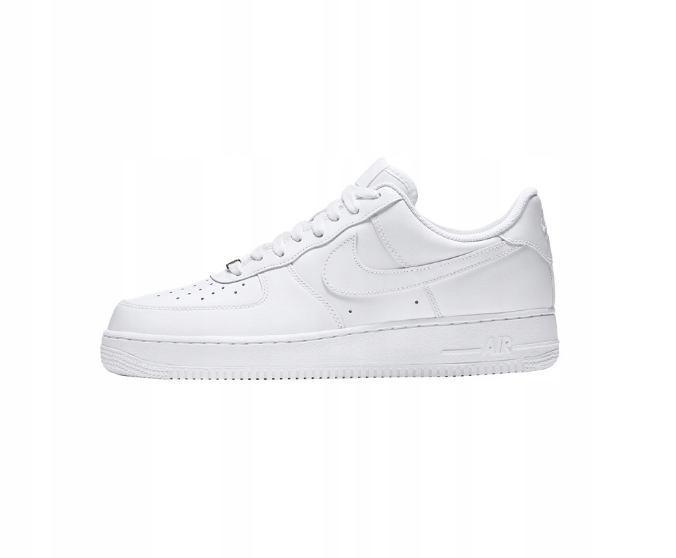 Nike Air Force 1 Low 07 Męskie Czarne (315122 001) | Nike