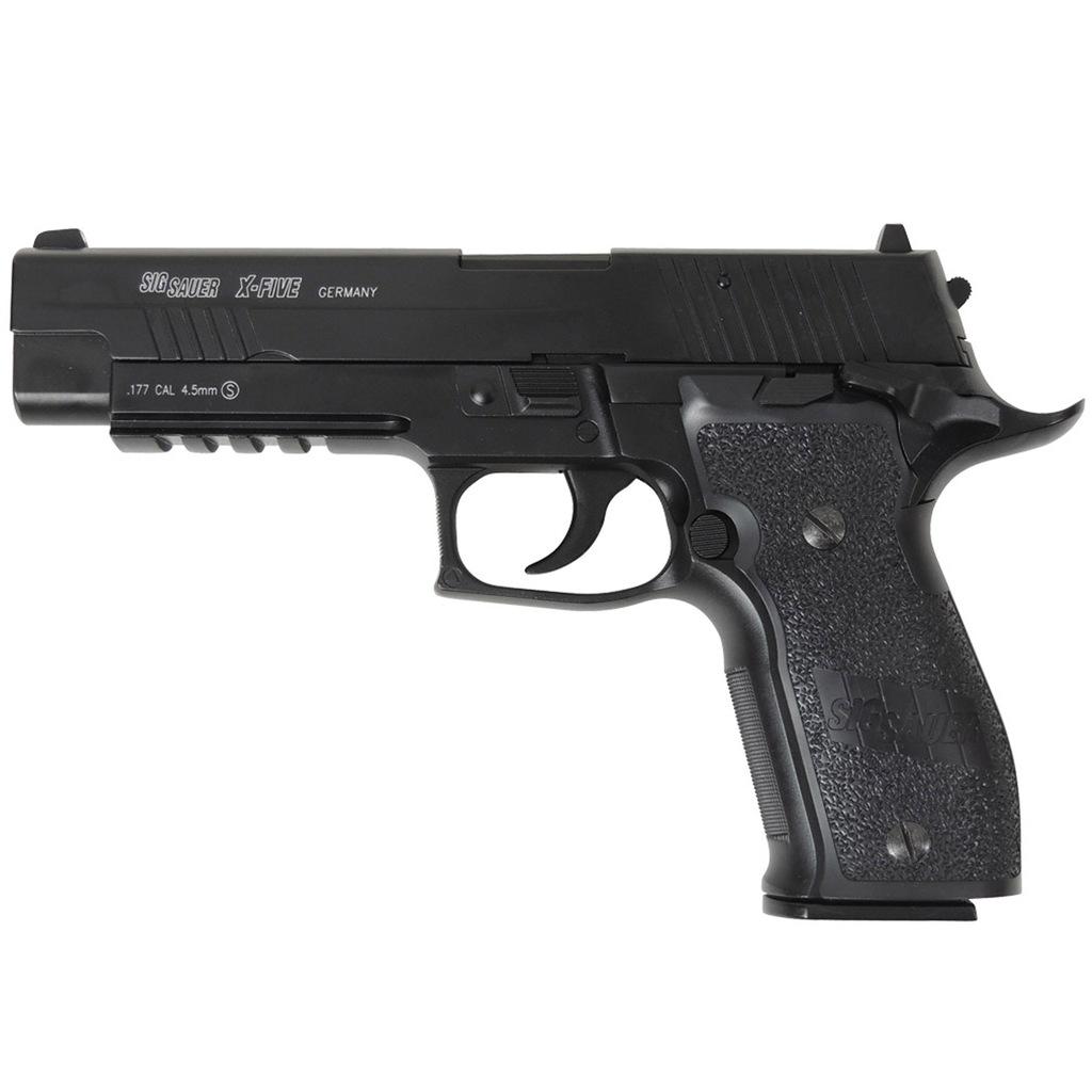 Wiatrówka CYBERGUN SIG SAUER P226 X-FIVE 4,5mm BB