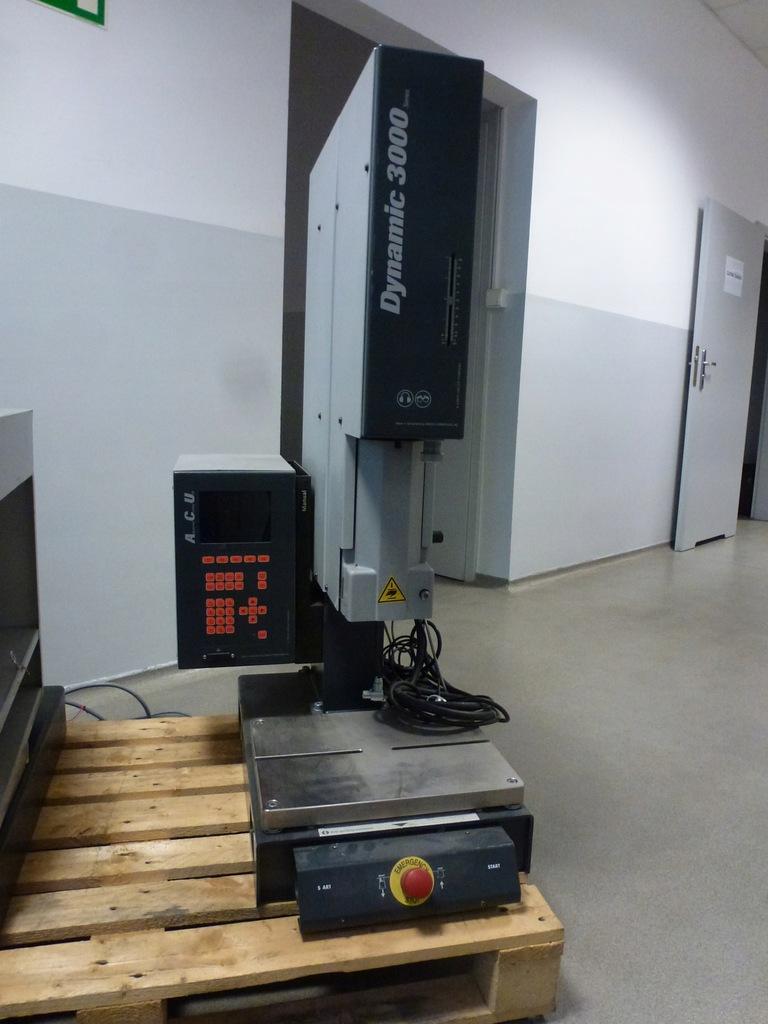 Zgrzewarka ultradźwiękowa RINCO Dynamic 3000