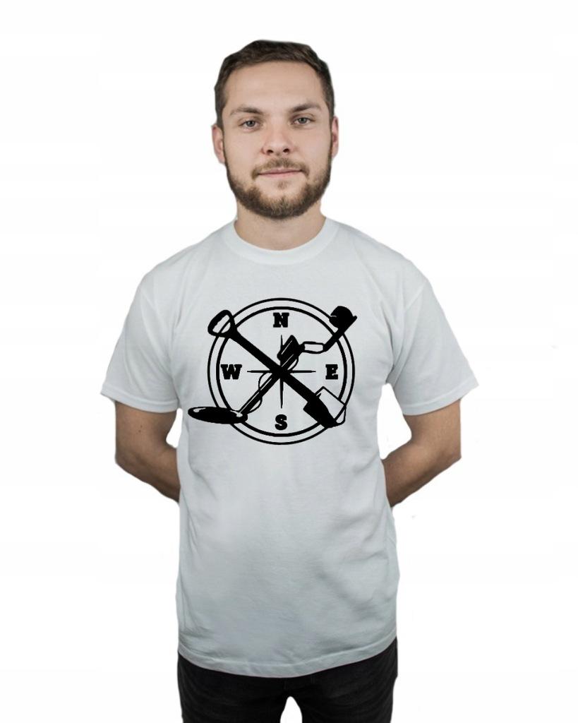 Koszulka męska WYKOPKI SAPERKA KOMPAS M