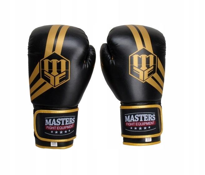 Rękawice bokserskie MASTERS RPU-CLASSIC