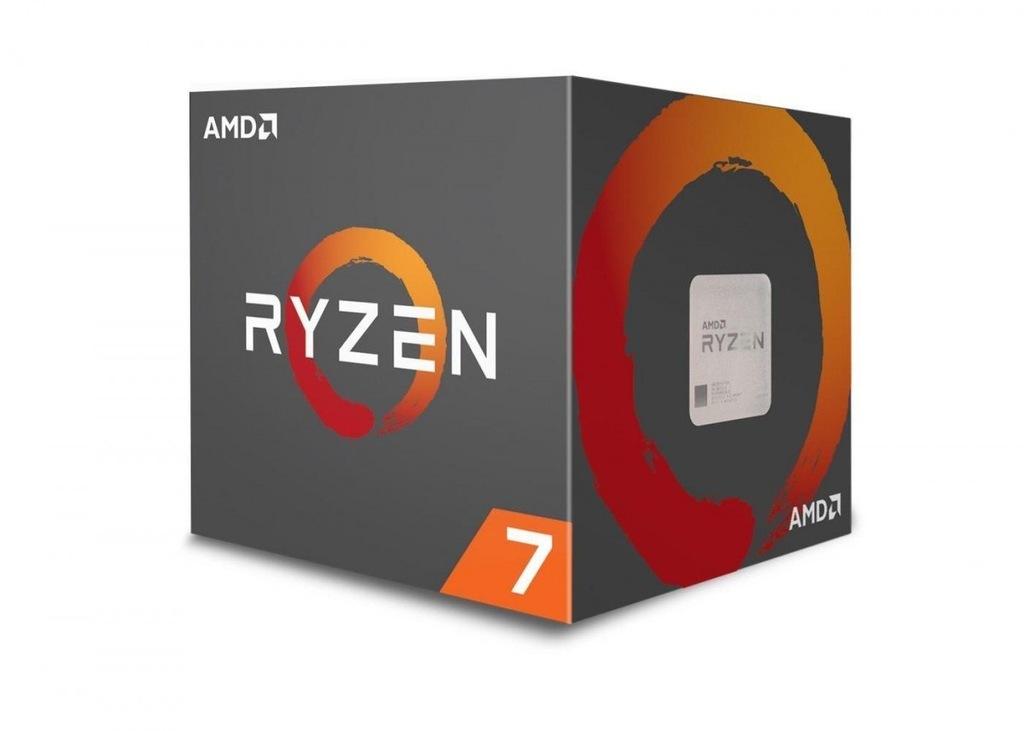 Procesor Ryzen 7 2700X 4,1GHZ AM4 YD270XBGAFBOX