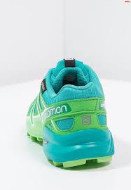 buty Salomon Speedcross 4 GTX W Teal BluePepermintFresh