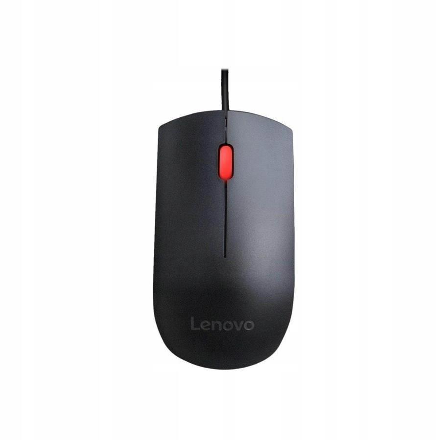 Mysz Lenovo Optical Mouse BK SM50L24507 (optyczna;
