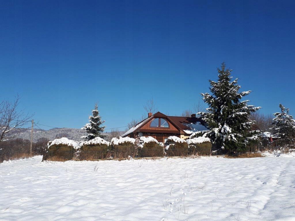 Dom w górach Gilowice k/Żywca ferie sauna kominek