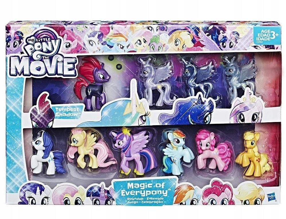 My Little Pony Kolekcja Kucykow C2904 10szt Mlp 7842863109 Oficjalne Archiwum Allegro