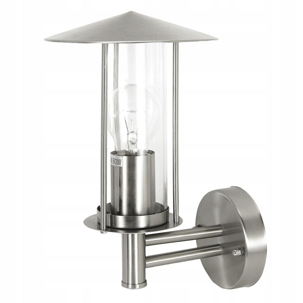 Leuchten Direkt Zewnętrzna lampa ścienna 1xE27 60W