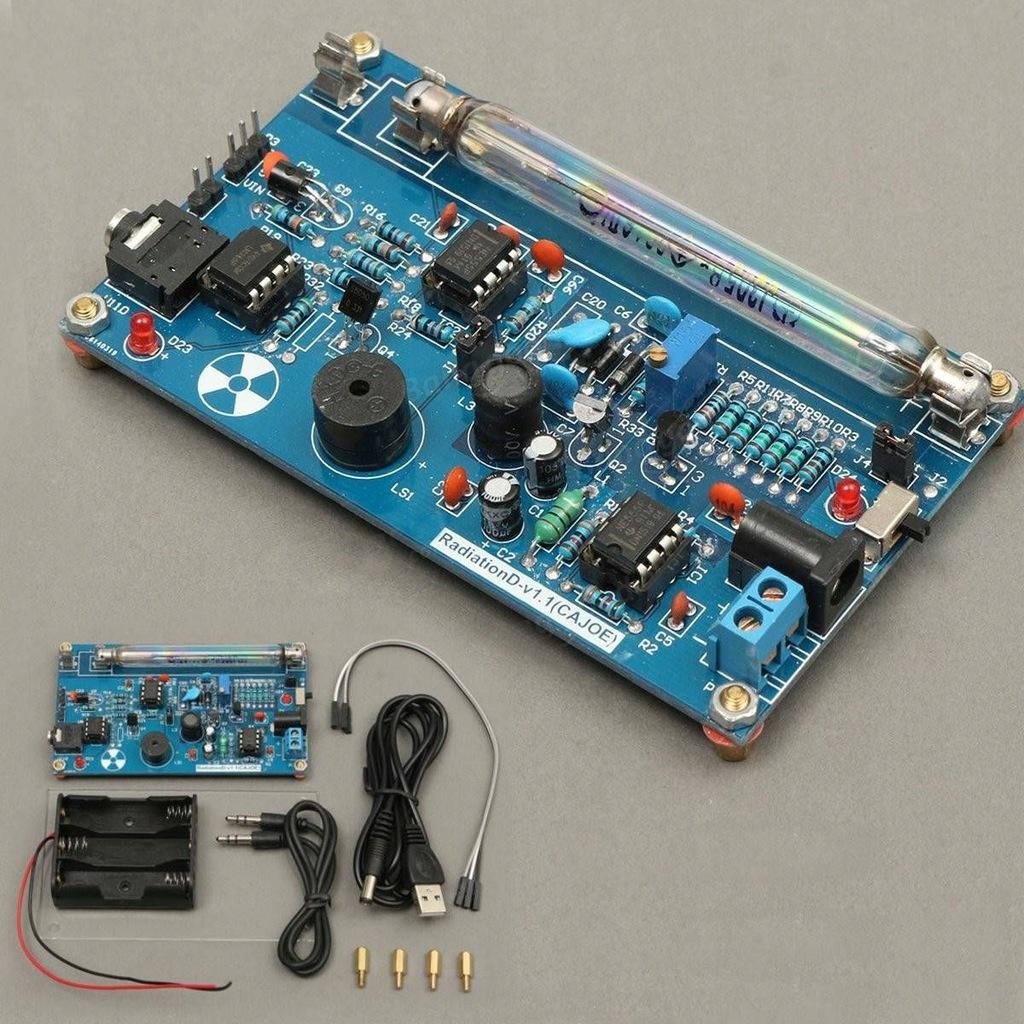Licznik Geigera Dozymetr beta/gamma do Arduino FV2
