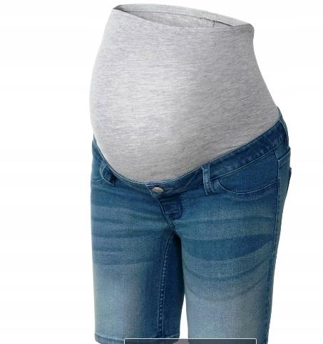 Szorty ciążowe jeansowe ESMARA ROZ. 36