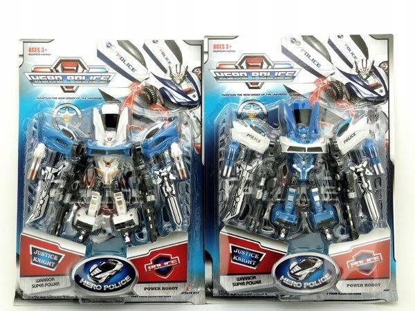 Transrobot 2kol blister TR9299AB
