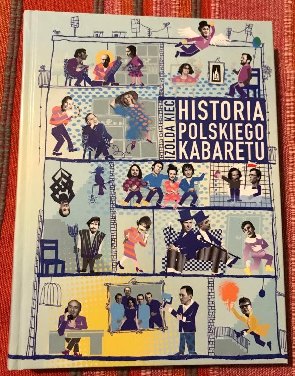 Historia polskiego kabaretu Izolda Kiec nowa!