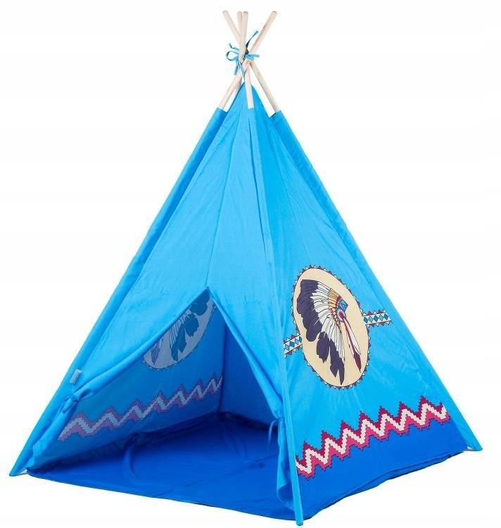 Namiot tipi wigwam domek dla dzieci Ecotoys