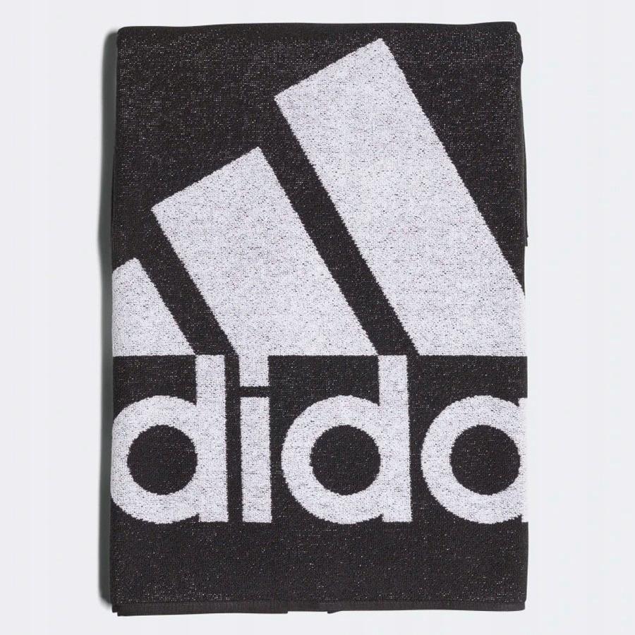 Ręcznik addias Towel DH2866 70x140 czarny /Adidas