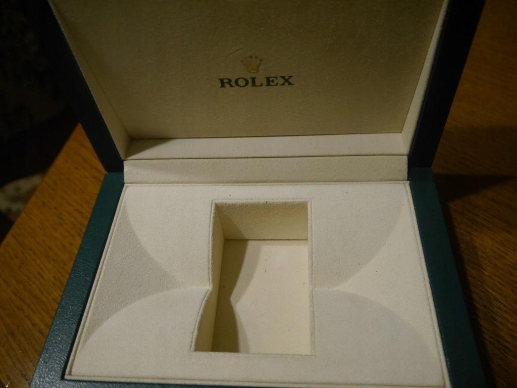 ROLEX Pudełko od Zegarka. BCM