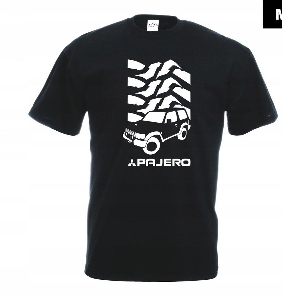 Koszulka z nadrukiem PAJERO OFFROAD rozm.XXL MT333