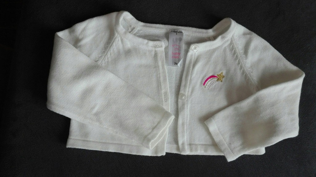 Sweterek/ bolerko dziecięcy