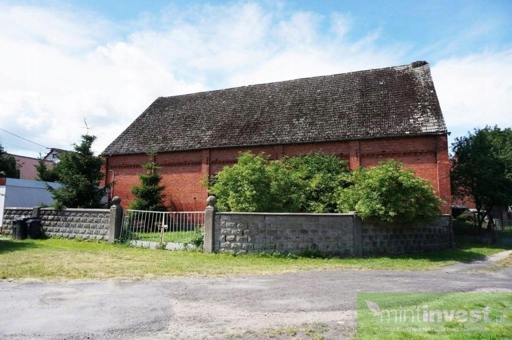 Magazyny i hale, Marszewo, Goleniów (gm.), 265 m²