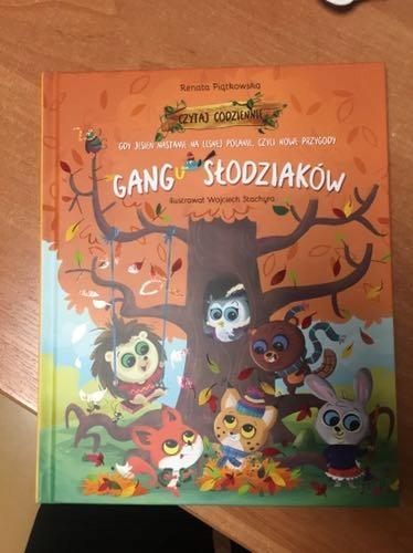 Ksiazka Gang Slodziakow Biedronka Czesc 2 7826053045 Oficjalne Archiwum Allegro