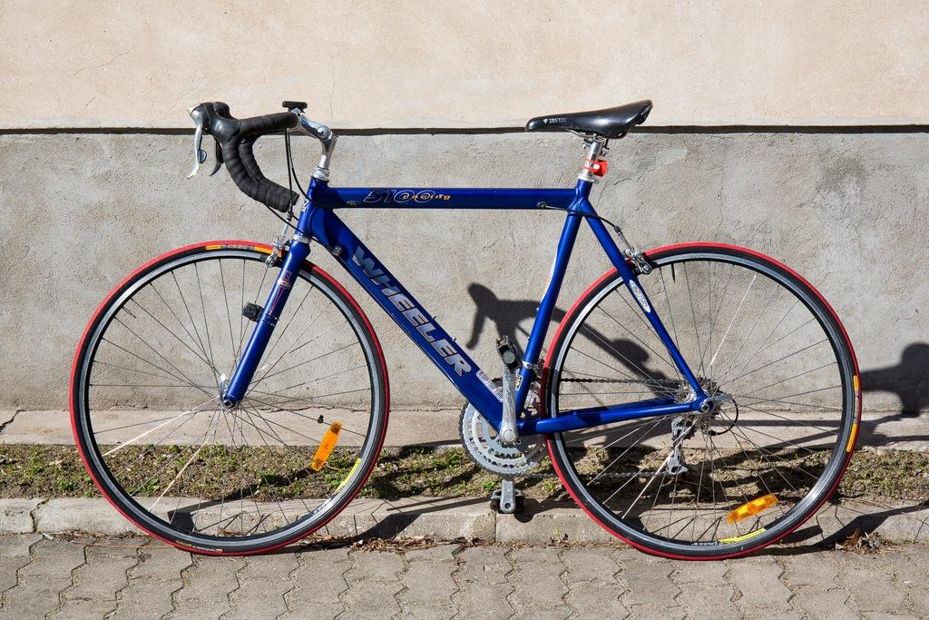 rower szosowy wheeler 52 cm Warszawa