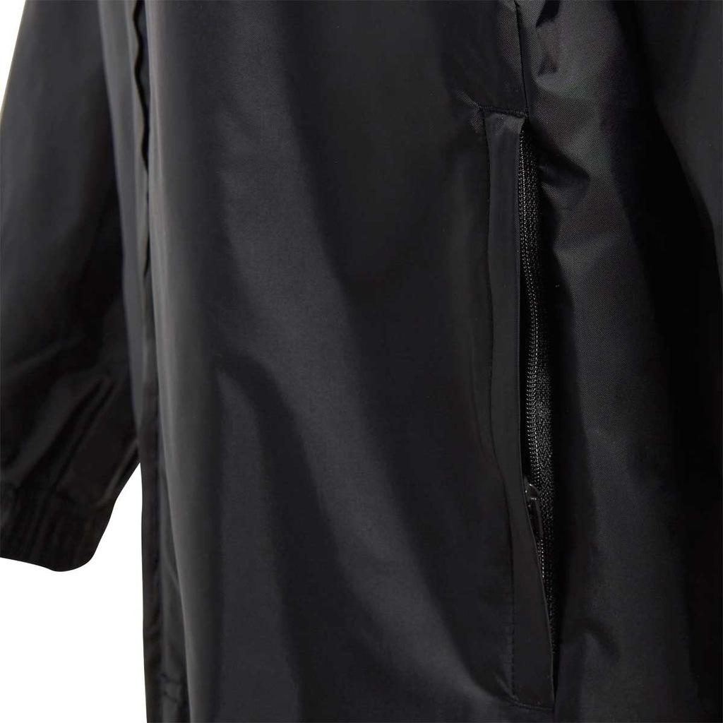 adidas Kurtka ortalion przeciwdeszczowa140cm