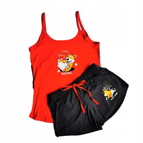 Piżamka Foxy