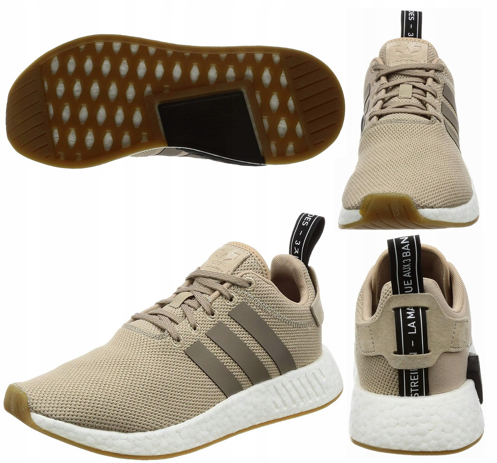 Buty męskie Adidas NMD_R2 CQ2402 Różne rozm.