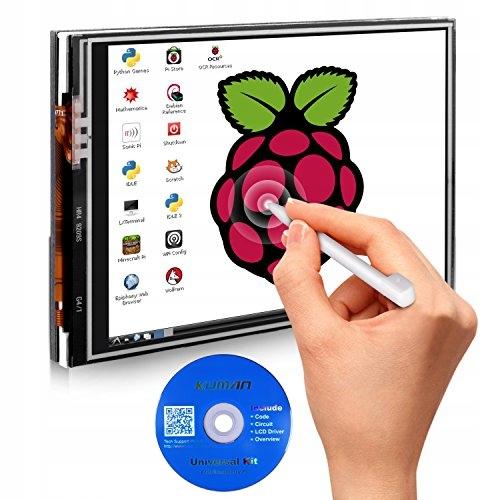 Ekran dotykowy Kuman LCD do Raspberry-pi 3