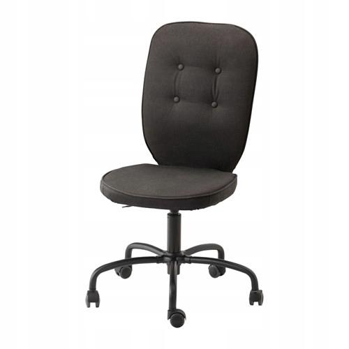 IKEA LILLHOJDEN krzesło obrotowe na kółkach