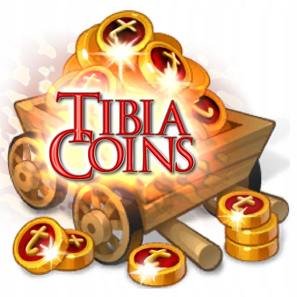 """250 TIBIA COINS PACC """"NAJTANIEJ"""""""
