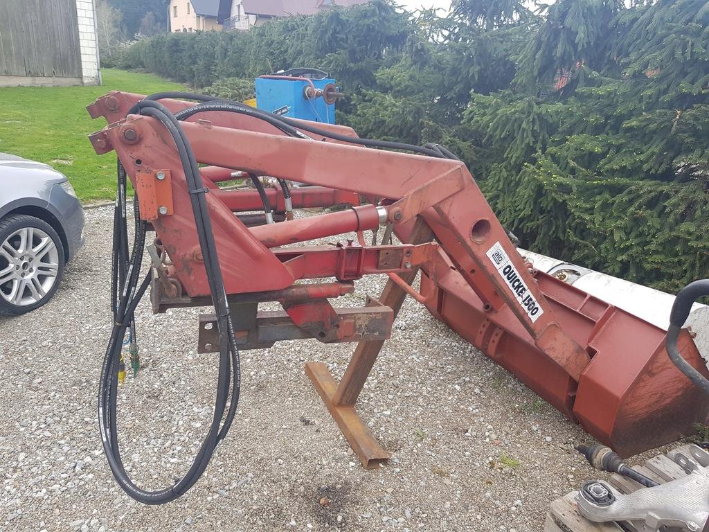 Tur Ladowacz Czolowy C330 C360 Inne Traktor Quick 8056846128 Oficjalne Archiwum Allegro