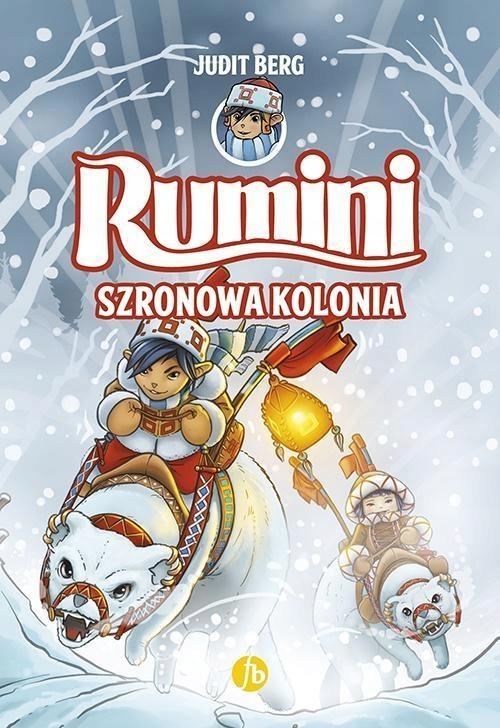 RUMINI T.2 SZRONOWA KOLONIA, JUDIT BERG