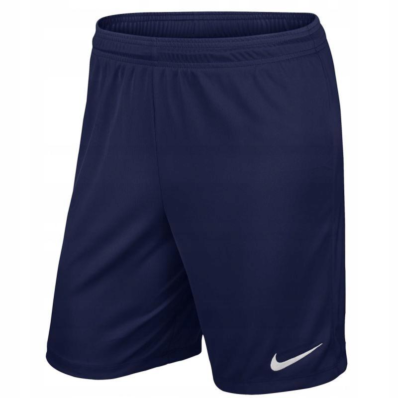 Spodenki piłkarskie Nike Park II M 725887-410 L