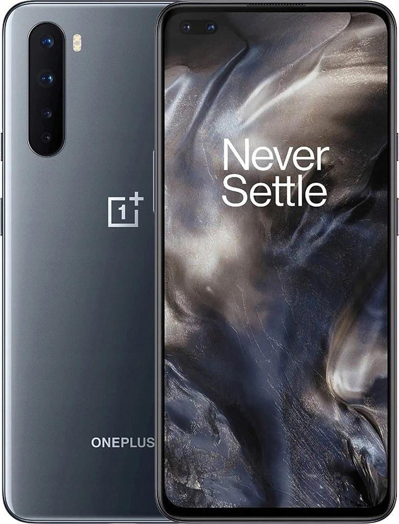 OnePlus Nord 5G 8/128GB Onyx Grey NFC 6,44 48MP