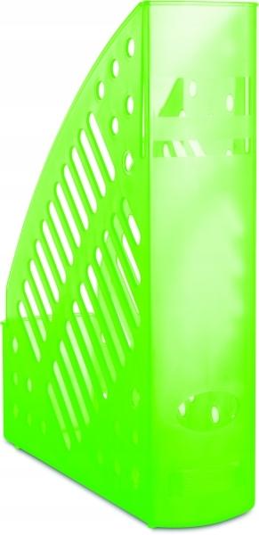 Pojemnik na dokumenty PP Donau zielony transparent