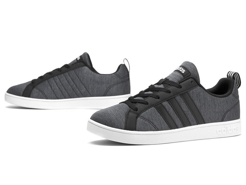Buty Adidas Mskie Vs Advantage F34433 Szare Ceny i opinie