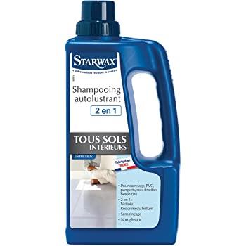 k6072 STARWAX Shampooing nabłyszczacz do podłóg 1L