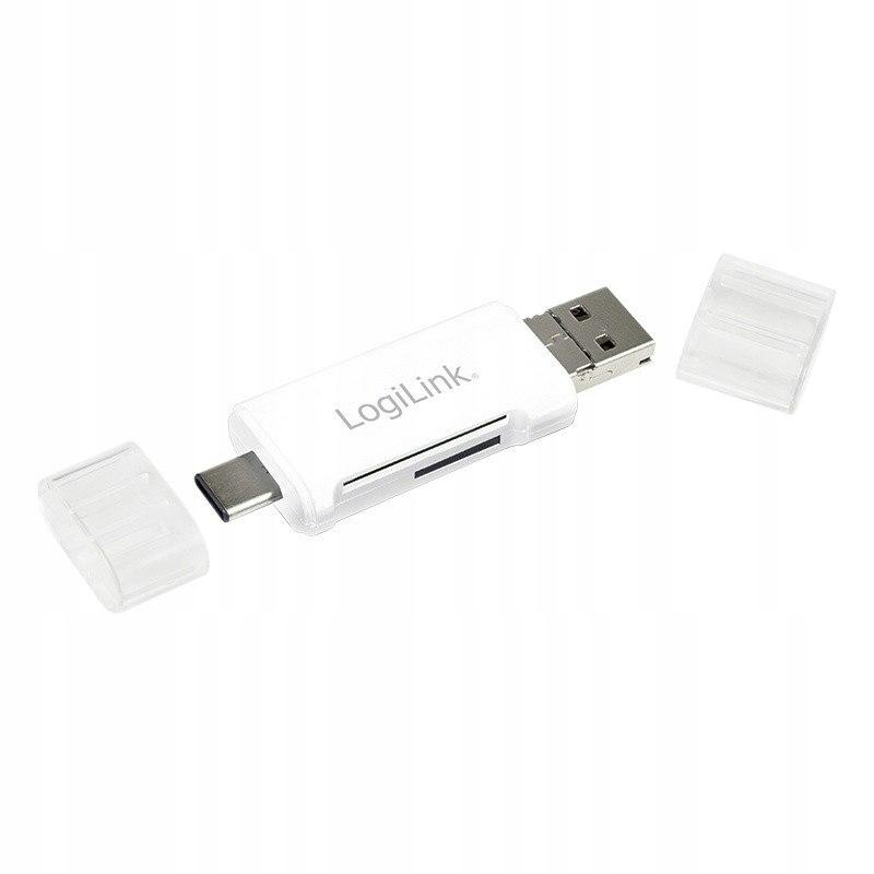 Czytnik kart pamięci USB2.0 / USB-C