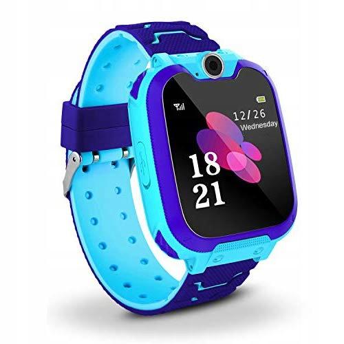 Zegarek Smartwatch dla dziecka Kinder z grami