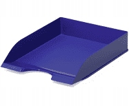 Półka na dokumenty DURABLE BASIC A4 niebieska 1701