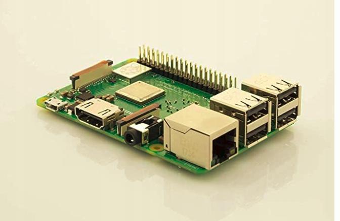 Element14 Raspberry Pi 3 B + płyta główna