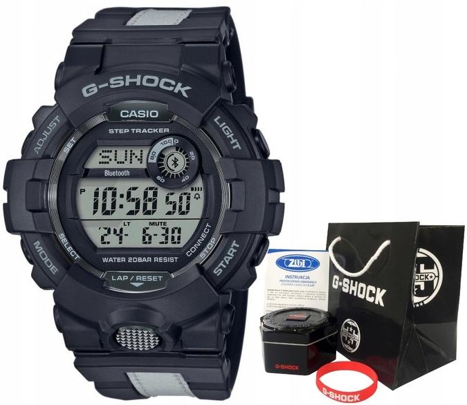 Zegarek dla chłopca Casio G-SHOCK GBD-800LU-1ER