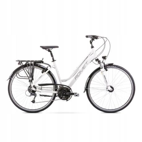 """Rower ROMET Gazela 7 biały 19"""""""