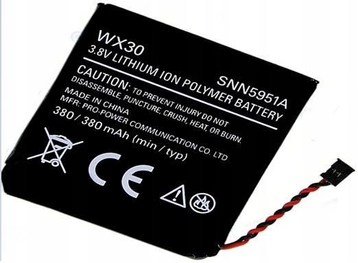 BATERIA Motorola Moto 360 SNN5950A WX30 SNN5951A